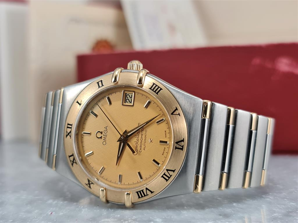 omega-constellation-automatic-steel-gold-36mm-ref-13021000 -bracelet--2003-1
