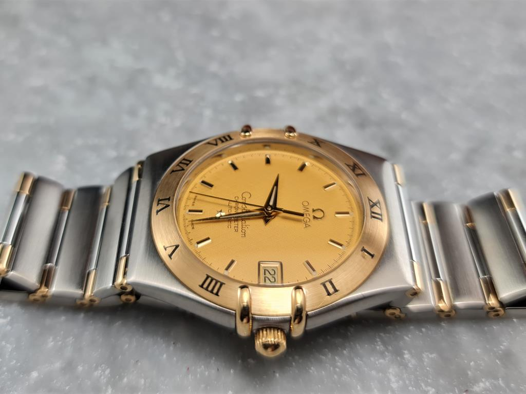omega-constellation-automatic-steel-gold-36mm-ref-13021000 -bracelet--2003-4