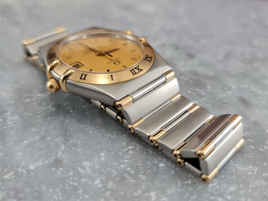 omega-constellation-automatic-steel-gold-36mm-ref-13021000 -bracelet--2003-6