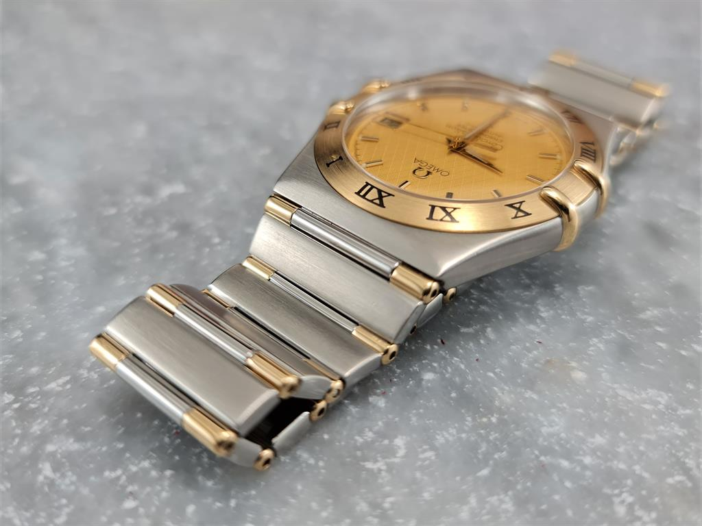 omega-constellation-automatic-steel-gold-36mm-ref-13021000 -bracelet--2003-7