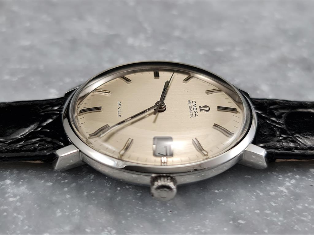 omega-de-ville-automatic-date-steel-166033-silver-dial-cal-565-1970-3